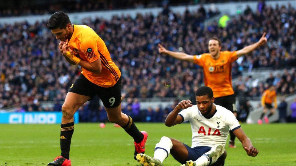 Apuestas Wolves vs Tottenham 27/12/2020 Premier League