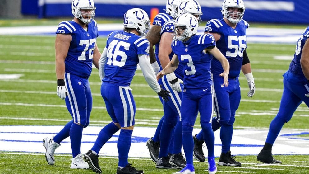Apuestas Indianapolis Colts vs Pittsburgh Steelers 27/12/20 NFL