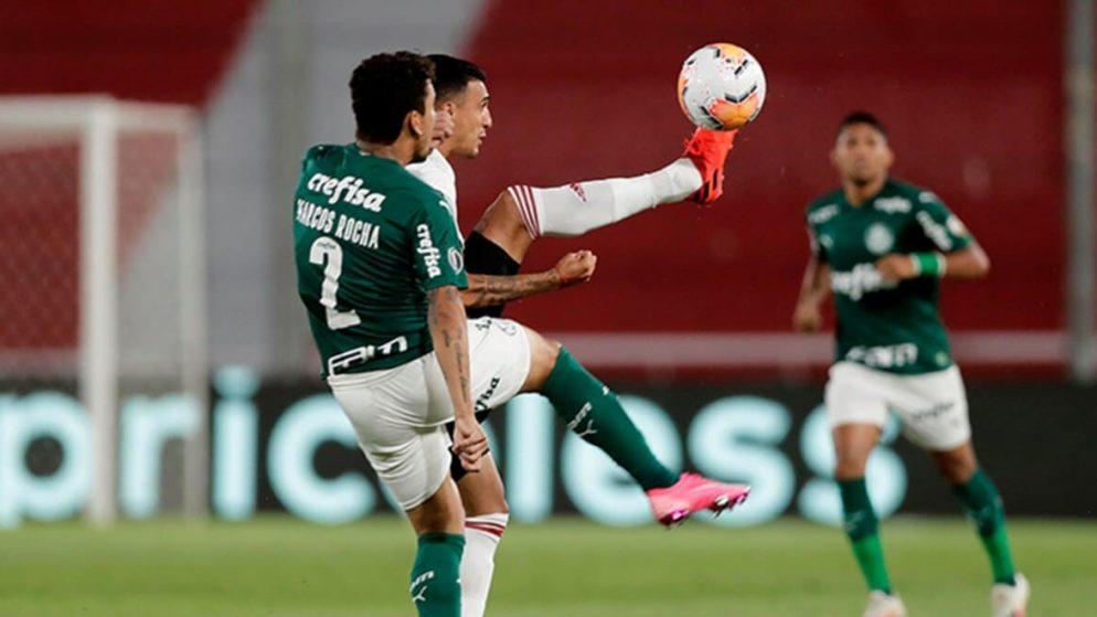 Apuestas Palmeiras vs River Plate12/01/2021 Copa Libertadores