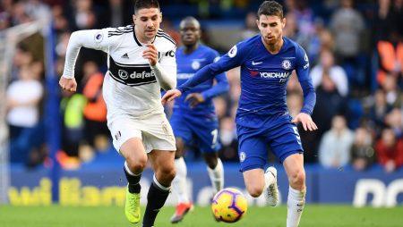Apuestas Fulham vs Chelsea 16/01/2021 Premier League
