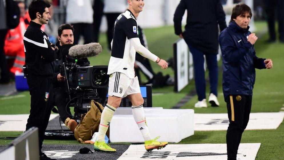 Apuestas Inter de Milán vs Juventus 17/01/2021 Serie A