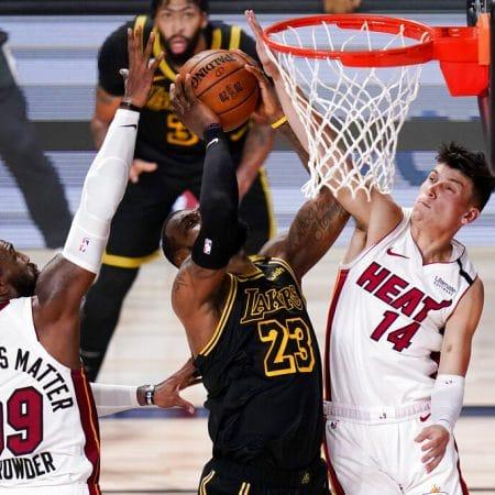 Apuestas Los Angeles Lakers vs Miami Heat Finales NBA Juego 6 11/10/20