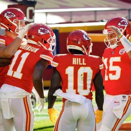 Apuestas Kansas City Chiefs vs Las Vegas Raiders 22/11/20 NFL