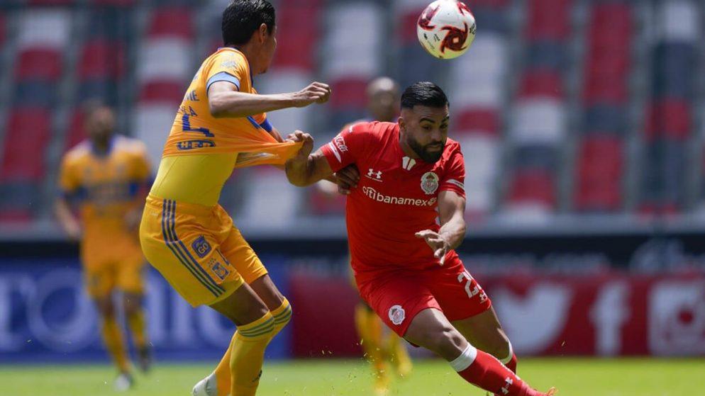 Apuestas Tigres vs Toluca 22/11/2020 Liga MX