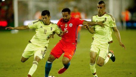 Apuestas Venezuela vs Chile 17/11/2020 Eliminatorias Conmebol