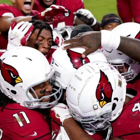 Apuestas NFL Arizona Cardinals vs Seattle Seahawks 19/11/20
