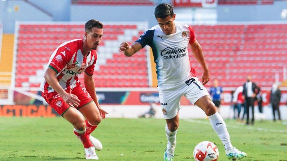 Apuestas Chivas vs Necaxa 21/11/2020 Liga MX