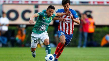 Apuestas León vs Chivas Liga MX 05/12/2020