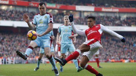 Apuestas Arsenal vs Burnley 13/12/2020 Premier League