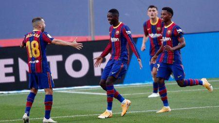Apuestas Cádiz vs Barcelona 05/12/2020 LaLiga