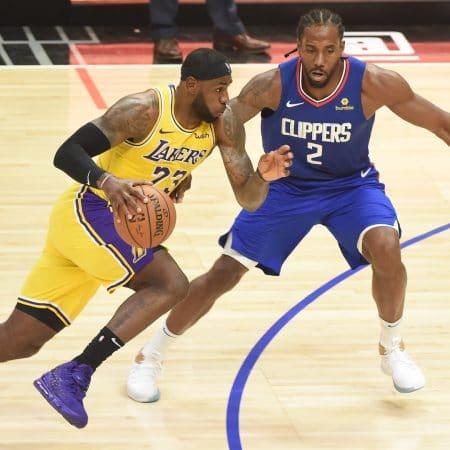 Apuestas LA Clippers vs LA Lakers NBA 23/12/2020