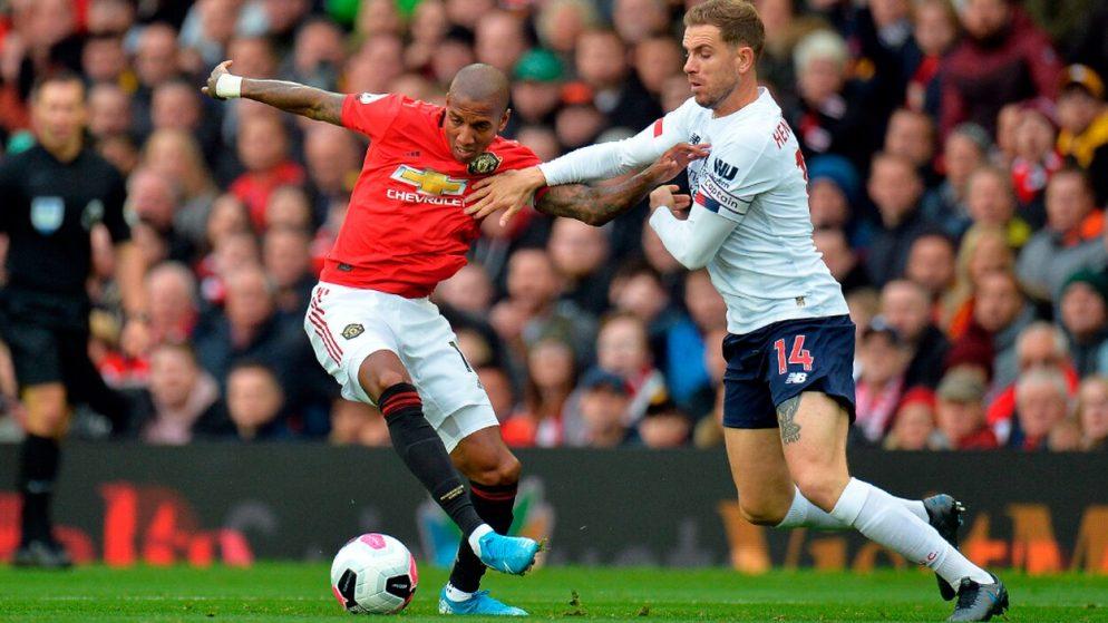 Apuestas Liverpool vs Manchester United 17/01/2021 Premier League