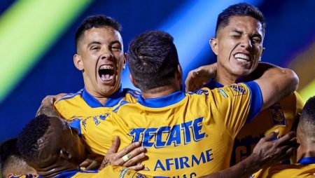 Apuestas Atlas vs Tigres 08/05/2021 Liga MX