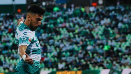 Apuestas Santos vs Querétaro 08/05/2021 Liga MX