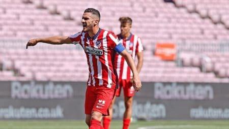 Apuestas Atlético de Madrid vs Real Sociedad 12/05/2021 LaLiga