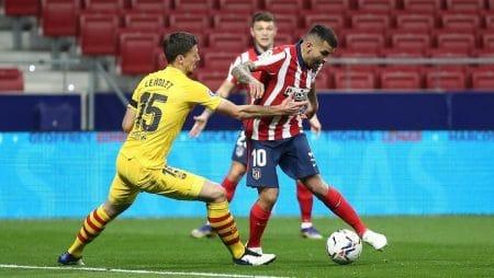 Apuestas Barcelona vs Atlético de Madrid 08/05/2021 LaLiga