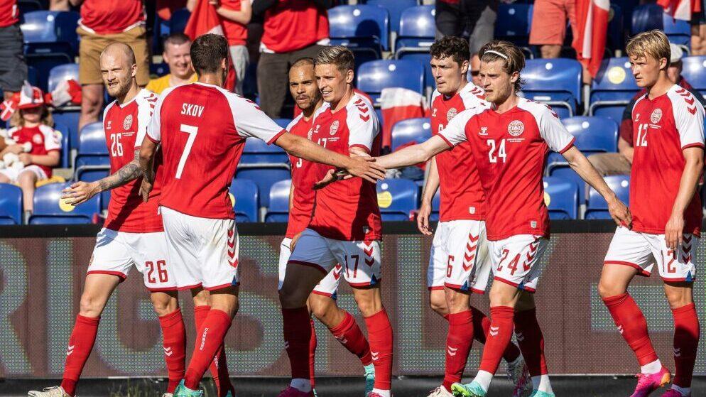 Apuestas Dinamarca vs Finlandia 12/06/2021 Eurocopa 2020