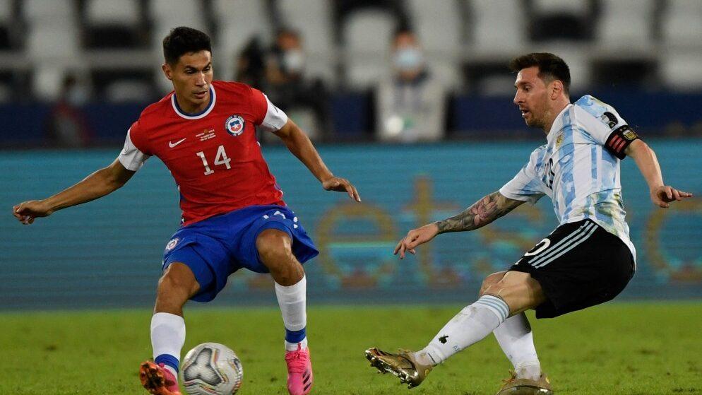 Apuestas Chile vs Bolivia 18/06/2021 Copa América