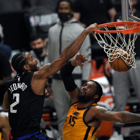 Apuestas Los Angeles Clippers vs Utah Jazz 16/06/2021 NBA