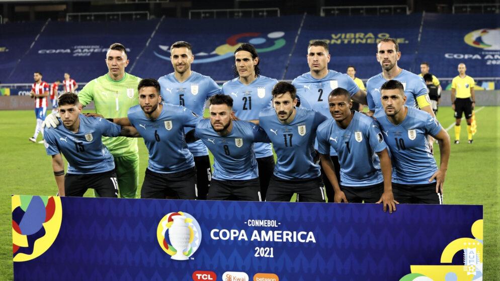 Apuestas Uruguay vs Colombia 03/07/2021 Copa América