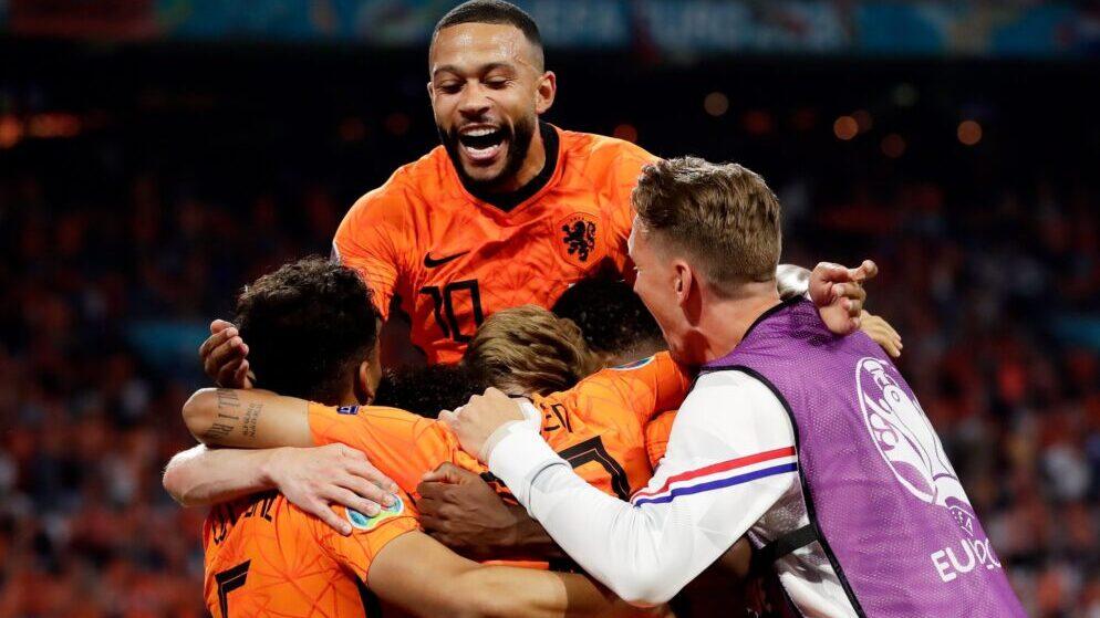 Apuestas Holanda vs República Checa 27/06/2021 Eurocopa 2020