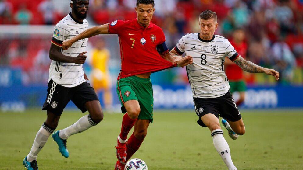 Apuestas Portugal vs Francia 23/06/2021 Eurocopa 2020