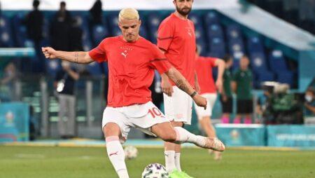 Apuestas Suiza vs Turquía 20/06/2021 Eurocopa 2020