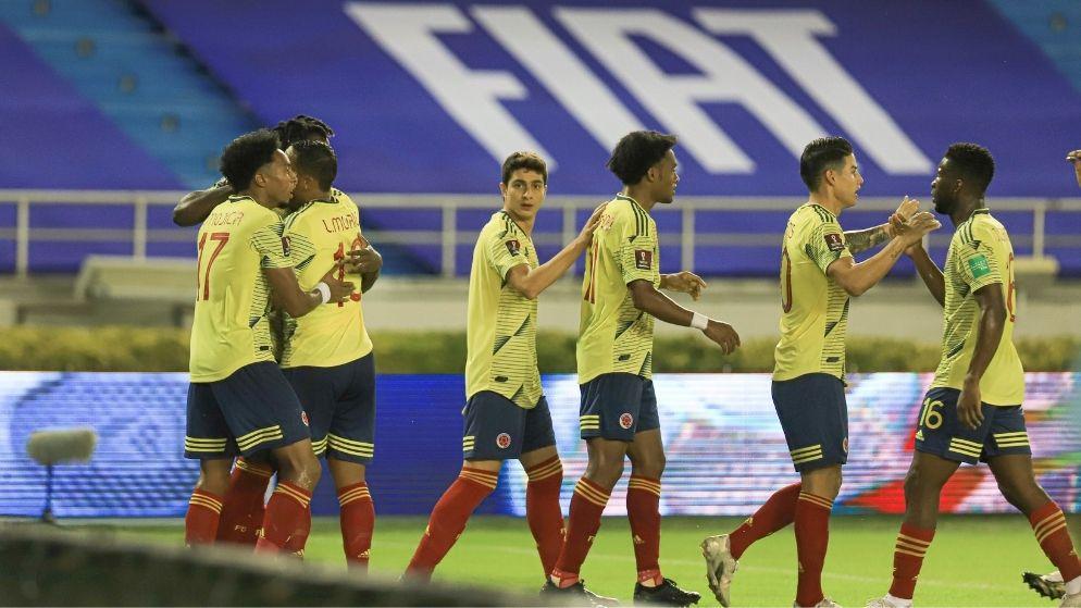 Apuestas Colombia vs Argentina 08/06/2021 Clasificación Mundial 2022