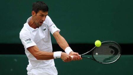 Apuestas Novak Djokovic vs Matteo Berrettini 11/07/2021 Final de Wimbledon