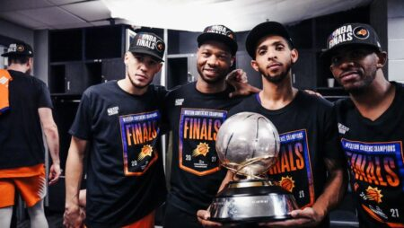 Apuestas Milwaukee Bucks vs Phoenix Suns 06/07/2021 NBA
