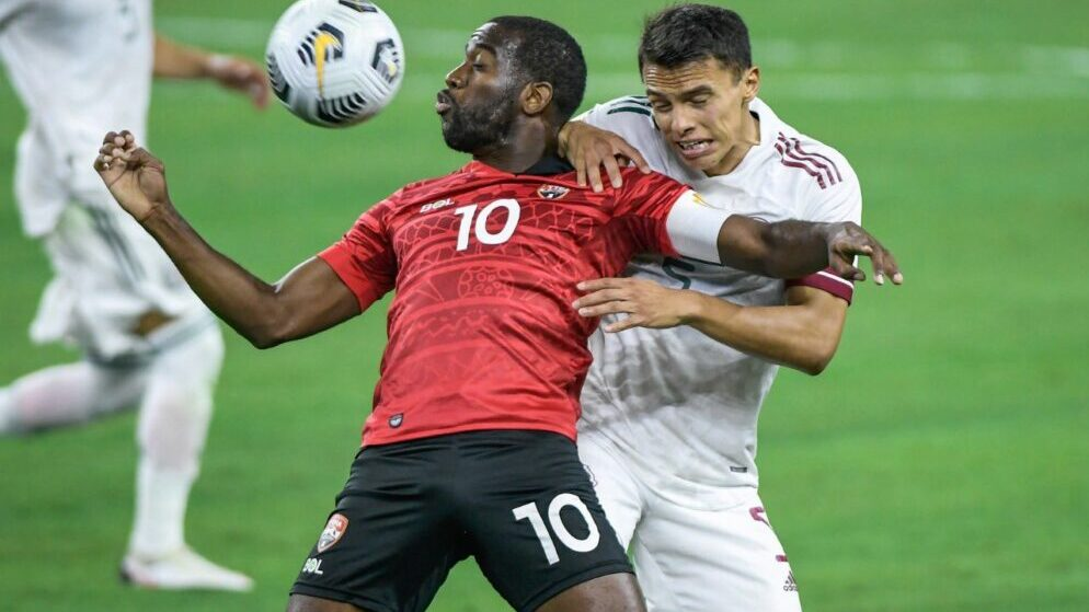 Apuestas Trinidad y Tobago vs El Salvador 14/07/2021 Copa Oro