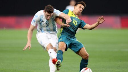 Apuestas Egipto vs Argentina 25/07/2021 JJOO Tokio 2021