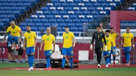 Apuestas Arabia Saudí vs Brasil 28/07/2021 JJOO Tokio 2021