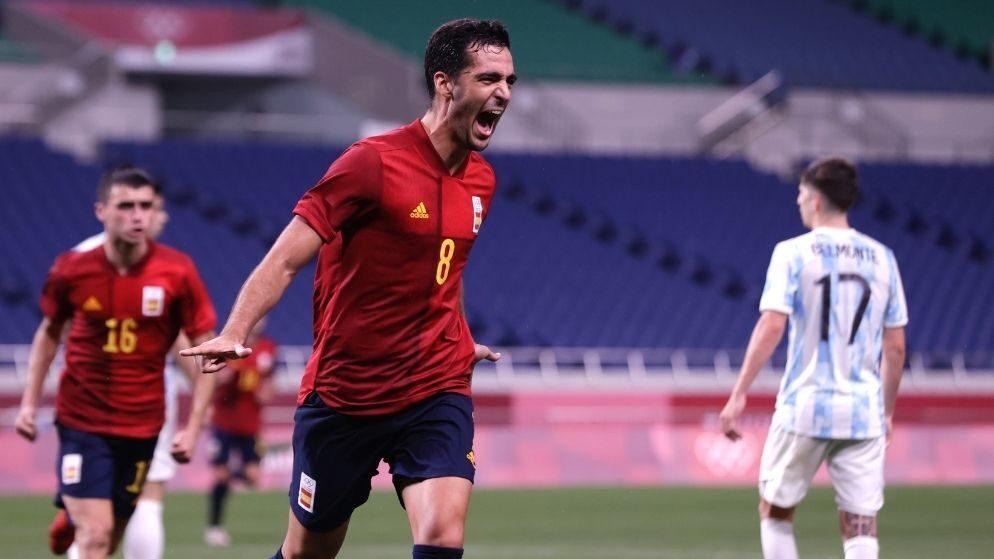 Apuestas España vs Costa de Marfil 31/07/2021 JJOO Tokio 2021