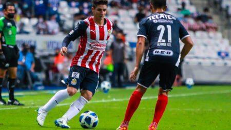 Apuestas Chivas vs Necaxa 28/08/2021 Liga MX
