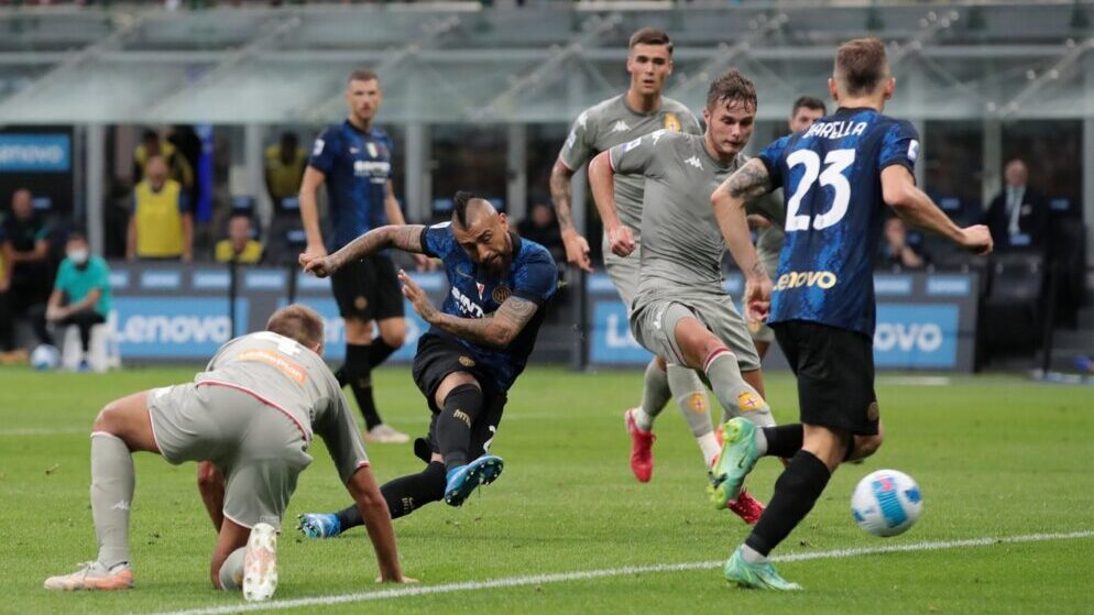 Apuestas Hellas Verona vs Inter de Milán 27/08/2021 Serie A