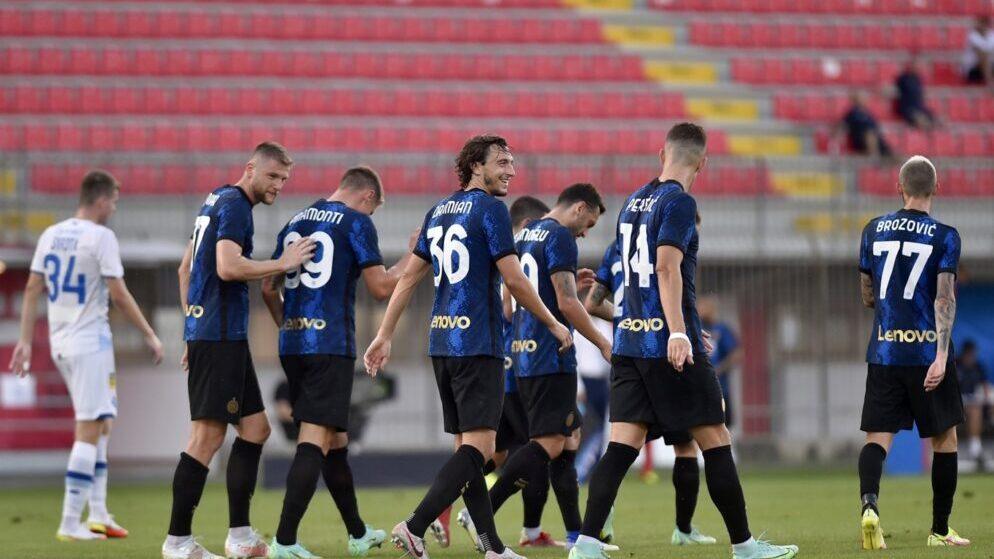 Apuestas Inter de Milán vs Genoa 21/08/2021 Serie A