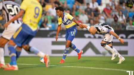 Apuestas Juventus vs Empoli 28/08/2021 Serie A