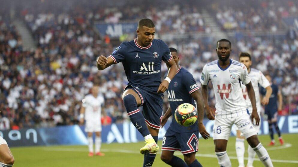 Apuestas Stade Brestois vs PSG 20/08/2021 Ligue 1