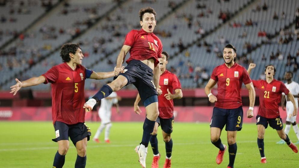 Apuestas Japón vs España 03/08/2021 JJOO Tokio 2021