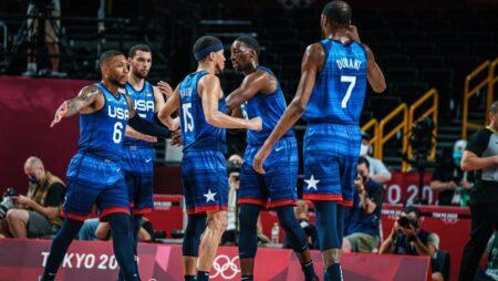 Apuestas USA vs Australia 04/08/2021 JJOO Tokio 2021