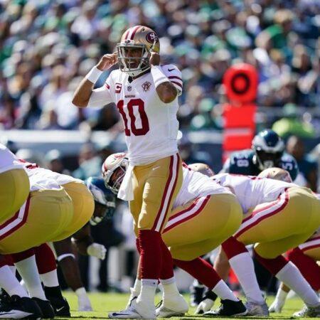 Apuestas Green Bay Packers vs San Francisco 49ers 26/09/2021 NFL