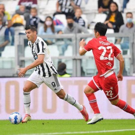 Apuestas Juventus vs Chelsea 29/09/2021 Champions League