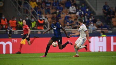 Apuestas Inter de Milán vs Bologna 18/09/2021 Serie A