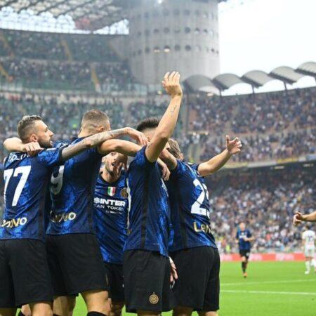 Apuestas Shakhtar vs Inter de Milán 28/09/2021 Champions League