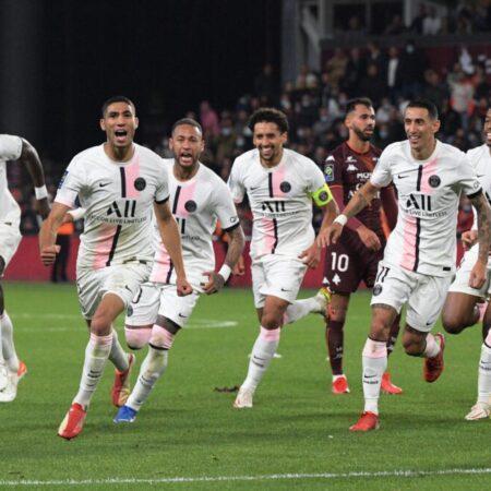 Apuestas PSG vs Montpellier 25/09/2021 Ligue 1