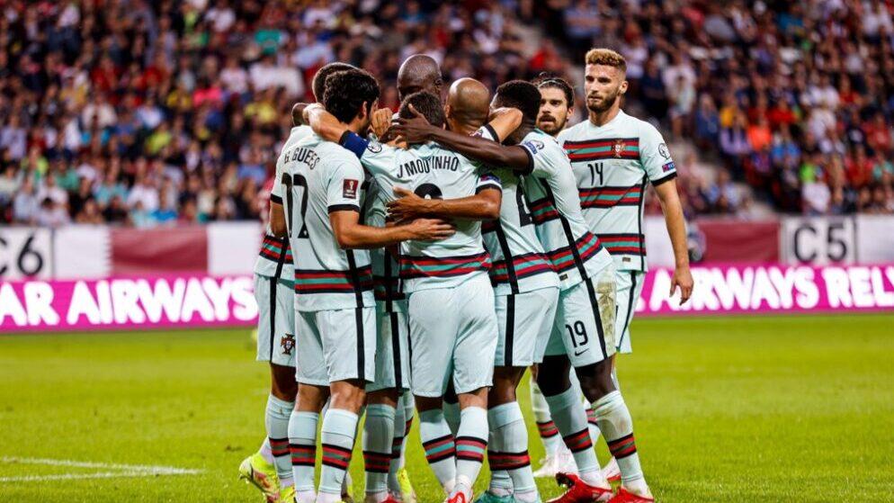 Apuestas Azerbaiyán vs Portugal 07/09/2021 Eliminatoria Mundialista