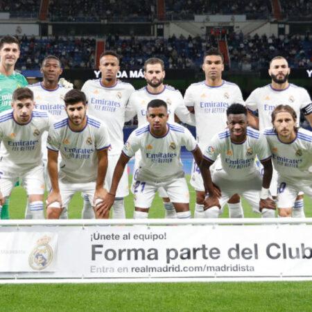 Apuestas Real Madrid vs Sheriff 28/09/2021 Champions League