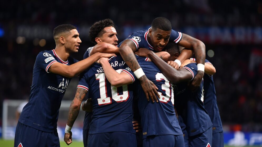 Apuestas Stade Rennes vs PSG 03/10/2021 Ligue 1