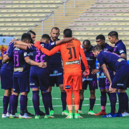 Apuestas Carlos Mannucci vs Alianza Lima 16/10/2021 Liga 1